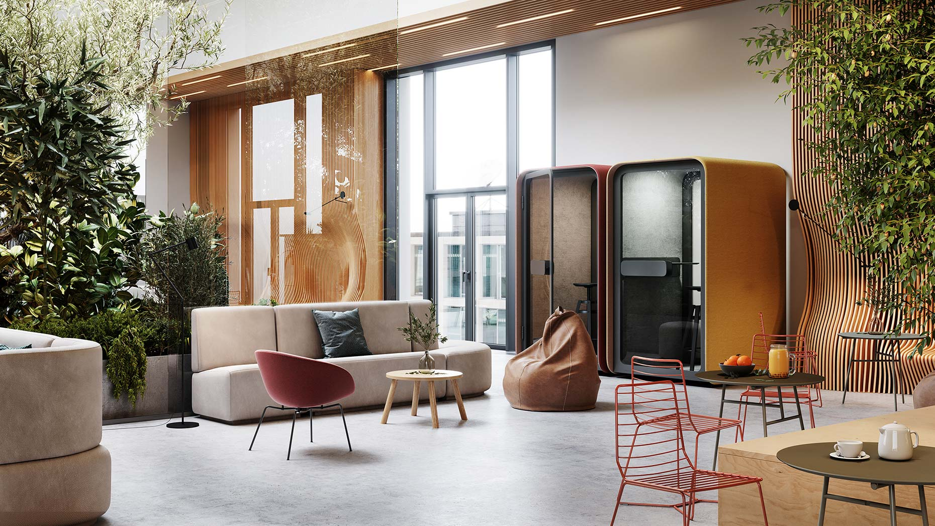 Transform your office into a smart workspace