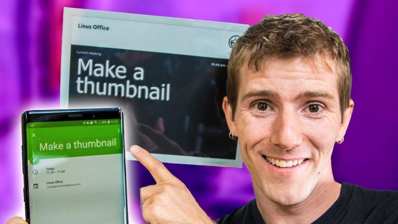 Popular tech YouTuber reviews Joan – the Internet breaks his schedule