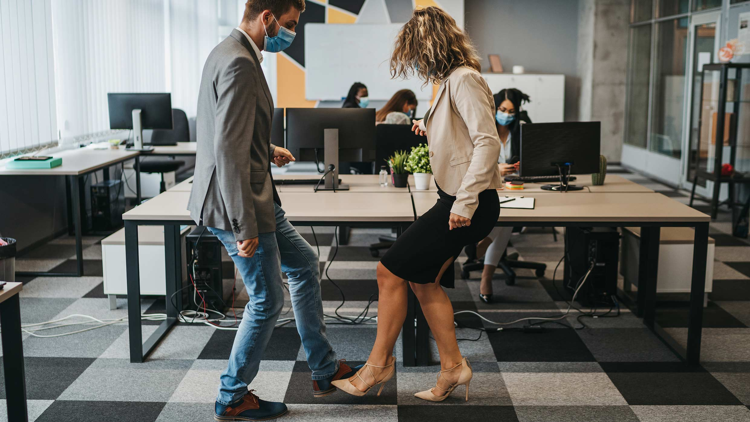 5 ways to improve employee experience during Covid-19
