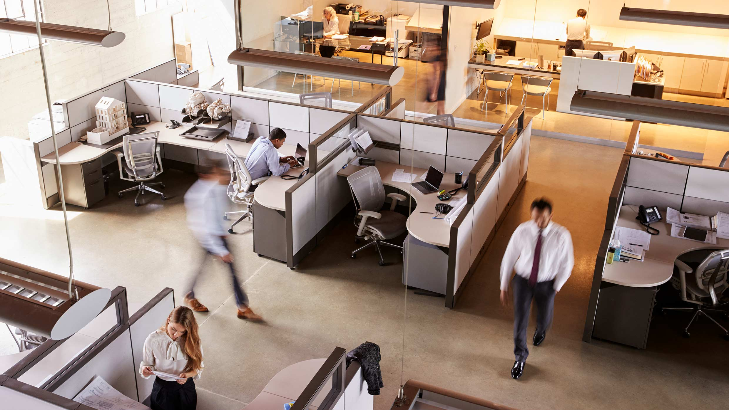 Top 3 Benefits of Office Automation