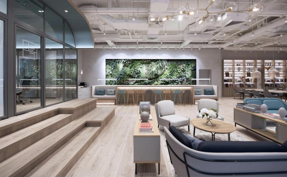 Sustainable office design 101