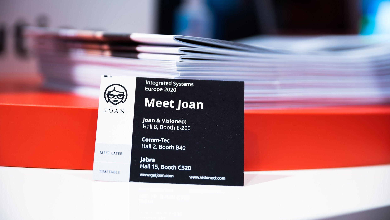After ISE 2020 Recap: Joan is the backbone of modern office