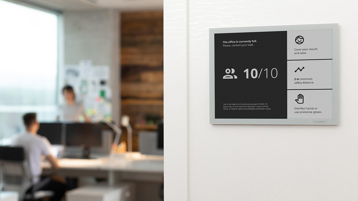 How to optimize workplace space utilization post-COVID